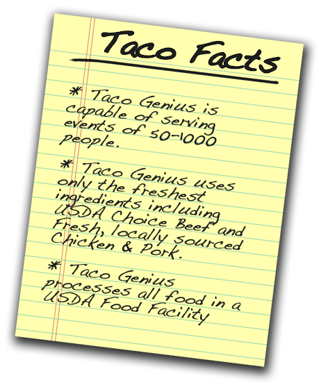 Taco Facts
